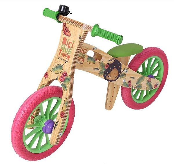 Bicicleta de equilíbrio - Imaginação