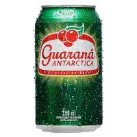 Refrigerante Antarctica 350ml Lata Guarana