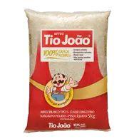 Arroz Agulhinha Tio Joao 5kg