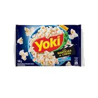 Yoki Pipoca Micr Yoki 100g Manteiga De Cinema