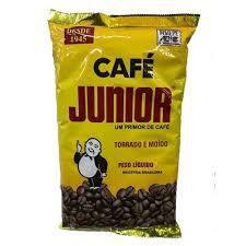 Café Junior pacote 500g