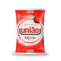 União Acucar Refinado Uniao 1kg