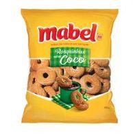 Biscoito Rosquinha Mabel 350g Coco