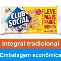 Biscoito Salgado Club Social 288g Integral
