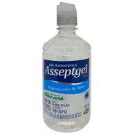 Álcool Gel Antisséptico Asseptgel 420g