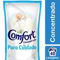 Amaciante Roupa Concentrado Comfort 900ml Sac Puro Cuidado