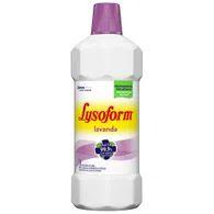 Desinfetante Lysoform 1l Lavanda