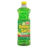 Desinfetante Pinho Sol 1l Limao