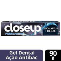 Creme Dental Close Up 90g Eucaliptus Freeze