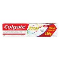 Creme Dental Colgate Total 12 180g Preço Especial