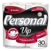 Pap Hig F.D Personal Vip C/4 Neut