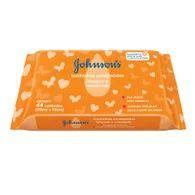 Lenço Umedecidos Johnson Baby Com44 Limp Suavidade