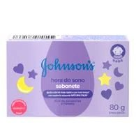 Sabonete Infantil Johnson Baby Hora Do Sono 80g