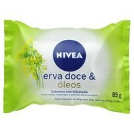 Sabonete Nivea Erva Doce 85g