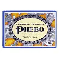 Sabonete Phebo 100g Limao Siciliano