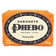 Sabonete Phebo 90g Naturelle