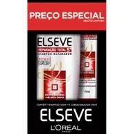 Shampoo 375ml E Condicionador 170ml Elseve Rt5