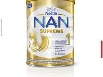 Formula Infantil Nan Supreme 1 800g Lata