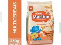 Cereal Infantil Mucilon Multicereais 230g Sc