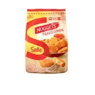 Empanado Frango Sadia Nuggets 300g Tradicional
