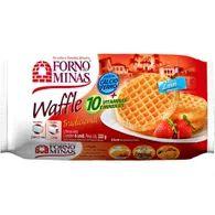 Waffle Forno De Minas 210g Tradicional