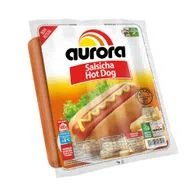 Salsicha Hot Dog Aurora 500g