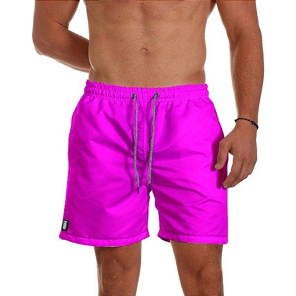 Short Praia Use Thuco Power Pink Coleção Festas