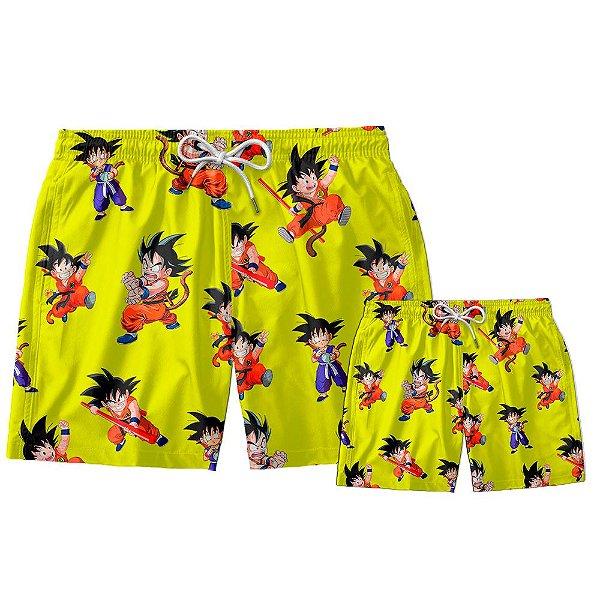 Kit Shorts Pai e Filho DB Use Thuco