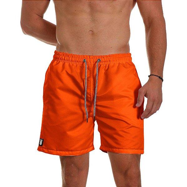 Short de Praia Masculino Laranja Use Thuco