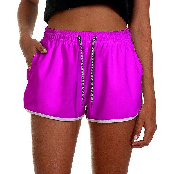 Shorts Feminino UseThuco Rosa Pink