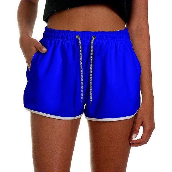 Shorts Feminino UseThuco Azul