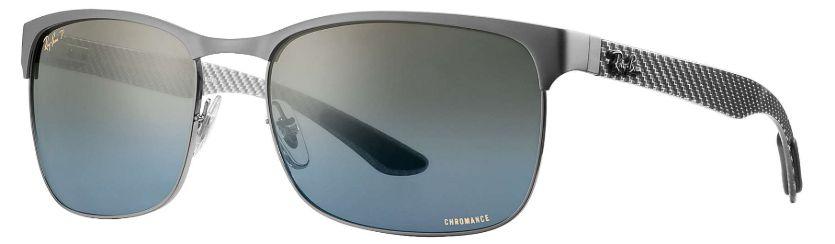 Ray Ban RB8319CH Chromance 9075J0 60-18