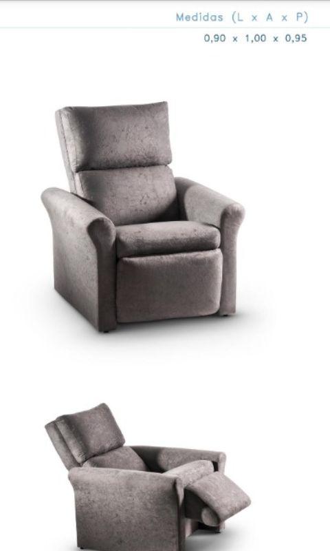 Poltrona Reclinável Cadeira Do Papai RELVADO