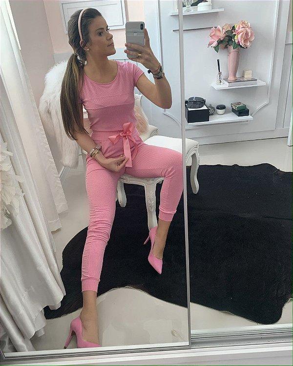Conjunto pink lover