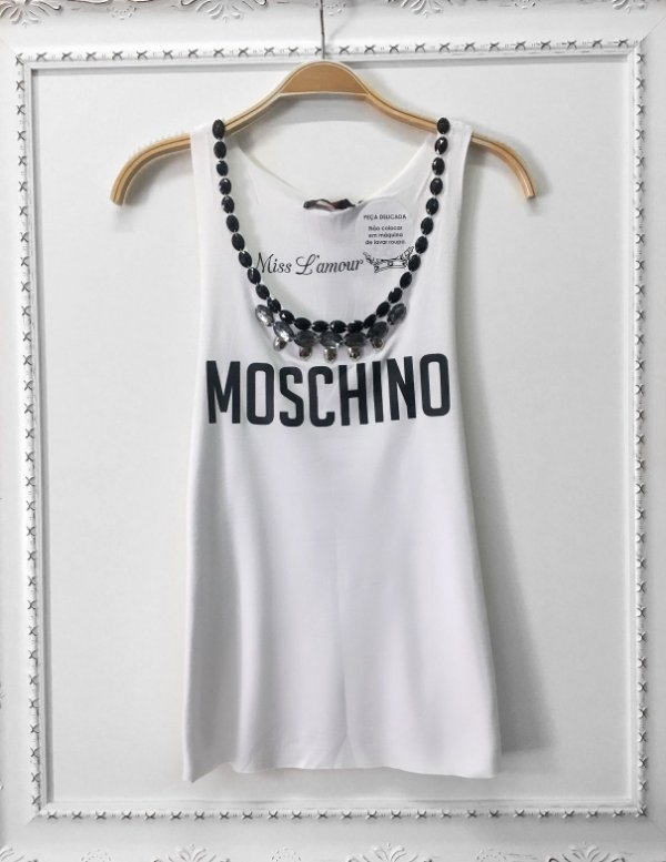 Regata Moschino Luxo