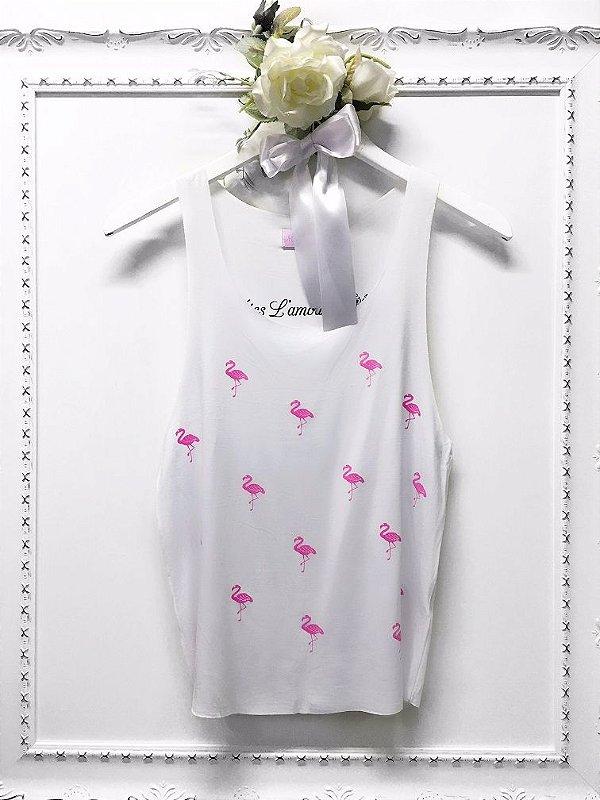 Regata Flamingo White
