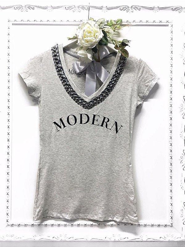 T-shirt Modern Shine