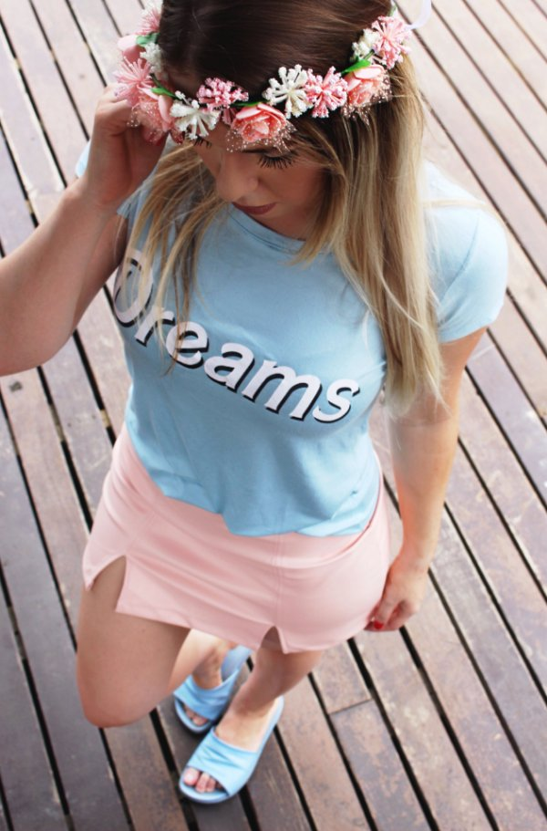 T-shirt dreams Serenity