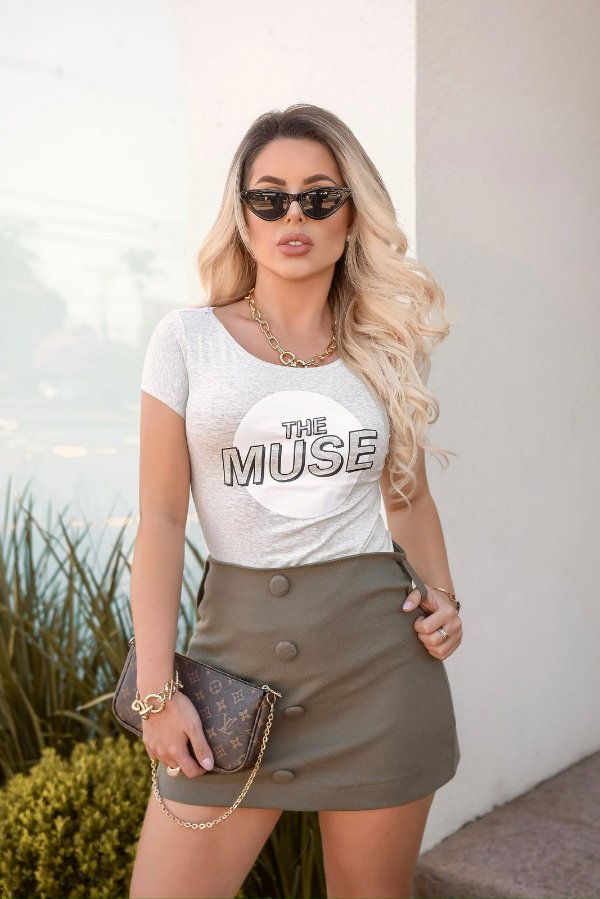 Tee the muse