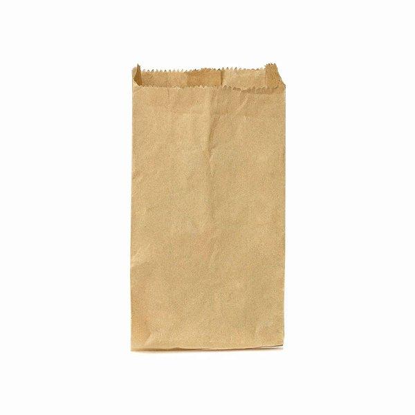 Saco de Papel Kraft Mix 08x13cm 1/4 Kg com 500 Saquinhos