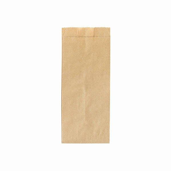 Saco de Papel Kraft Mix 09x25cm 1 Kg com 500 Saquinhos