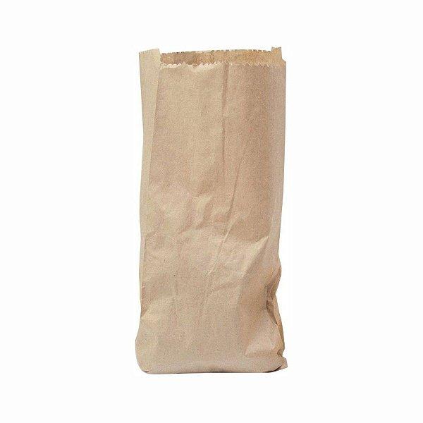 Saco de Papel Kraft Mix 23x60cm 15 Kg com 500 Saquinhos