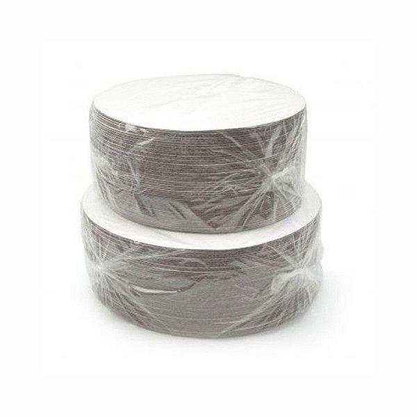 Disco de Papelão para Pizza 30cm com 50 Discos