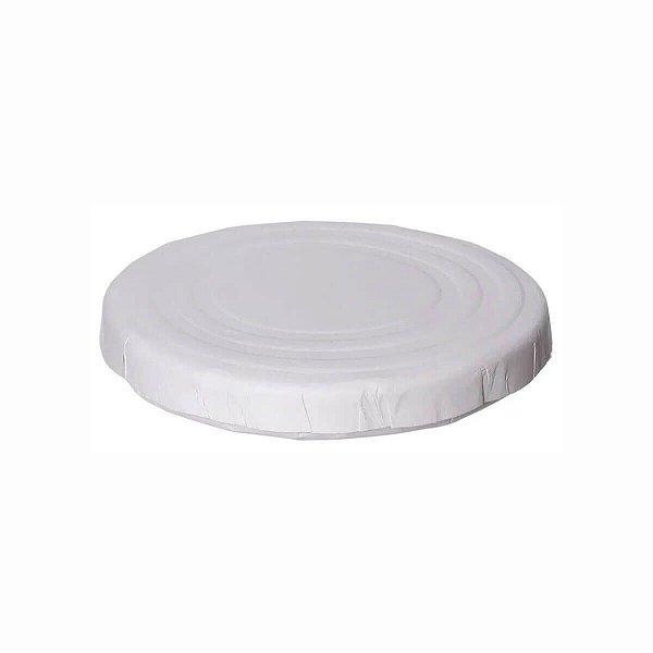 Caixa Redonda para Pizza 25cm com 30 Pratos