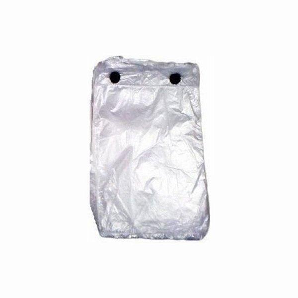 Saco Plástico PE Blocado 30x40cm