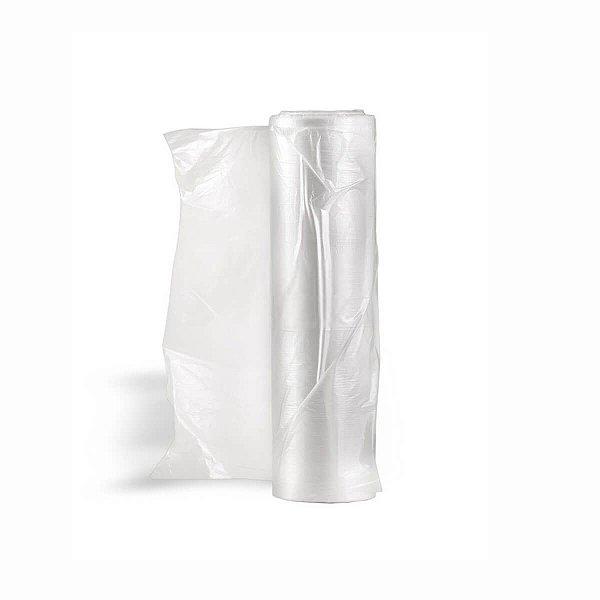 Saco em Bobina Plástica Picotada 25x35cm com 900 Sacos