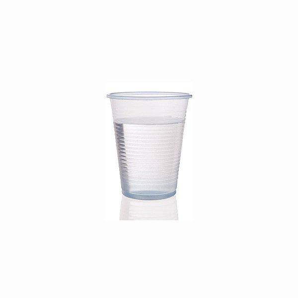 Copo Plástico Descartável 150ml PS Translúcido Copaza