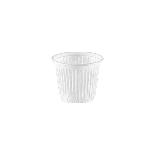 Copo Plástico Descartável 50ml PS Translúcido Copaza