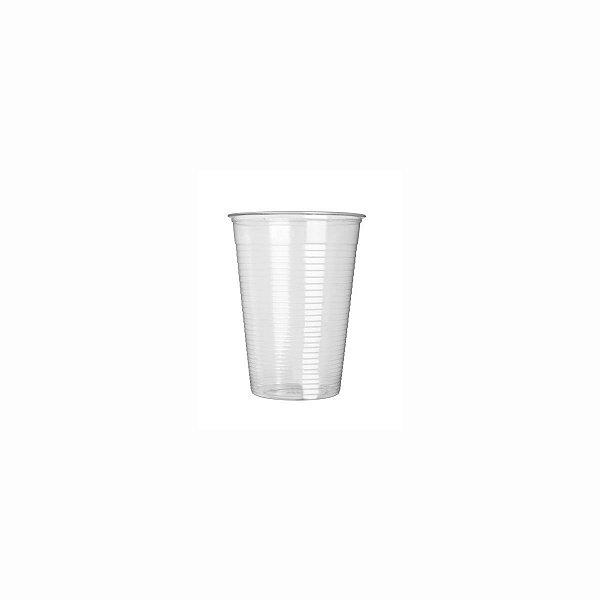 Copo Plástico Descartável 80ml PS Translúcido para Café Copaza