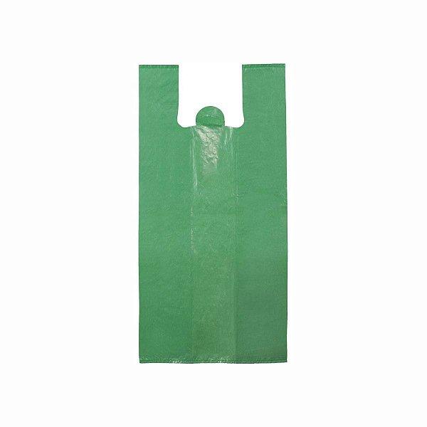 Sacola Plástica 40x50cm 0,006mm Reciclada Colorida
